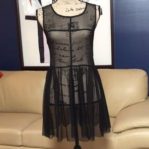 Topshop tulle dress size 4